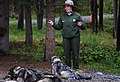 A short ranger talk precedes a demonstration run during a program in the Denali kennels (74de7c19-6845-4d7c-826c-d3486104a310).jpg