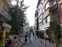 A street in Aksaray - P1030790.JPG