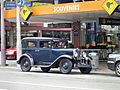 A vintage car in Colombo St, Christchurch, NZ (4279226589).jpg