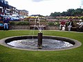 A water feature in the gardens near the seafront in Sheringham - geograph.org.uk - 1096793.jpg