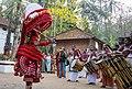 Aadimooliyaadan Theyyam at Edakkad 3.jpg