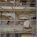 Aansluiting noordelijk deel traptoren (rechts) op zuidwestelijke toren (links) - Nederhemert-Zuid - 20342367 - RCE.jpg