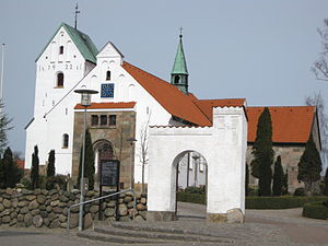 Aars - Aars Church
