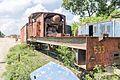 Abandoned Train at Janakpur station, Nepal Railways--IMG 7921.jpg