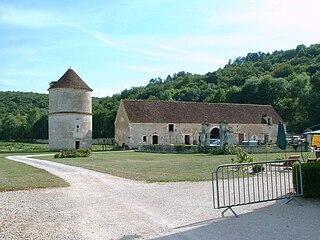 Reigny Abbey abbey located in Yonne, in France