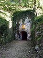 Abbaye Notre-Dame du Val - Entree du cellier 01.jpg