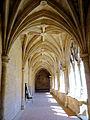 Abbaye de Cadouin - Cloître -03.JPG