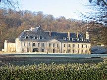 Normandija-Geografija-Abbaye de Valasse en 2004 (2)