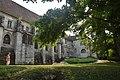 Abbaye du Moncel ext aile nord.JPG
