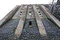 Abbey - Mont Saint Michel Abbey walls (32771095472).jpg