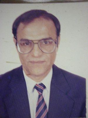 Abdul Kadir (cricketer) - Image: Abdul Kadir Mufti