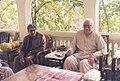Abdul Wali Khan mit --Kabir Stori-- 2014-04-13 18-34.jpg