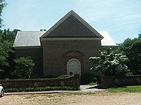 Abingdon Church - entrance.JPG
