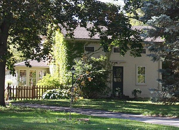 Abram allen house for Allen house