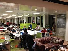 Accenture wikipedia the free encyclopedia for Accenture london office