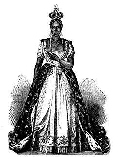 Empress Consort of Haiti