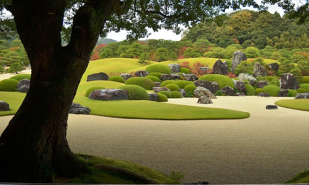 Adachi Museum of Art Near Matsue Japanese Garden 1