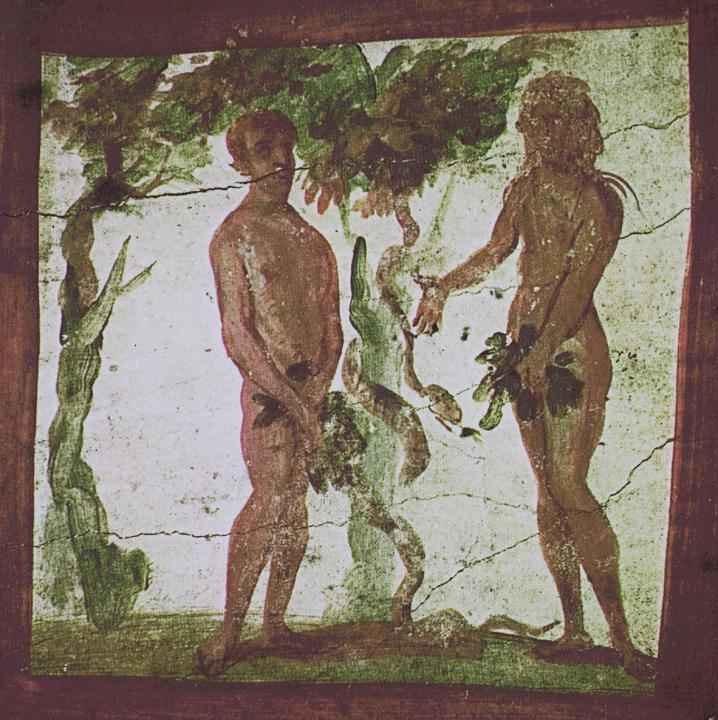 Adam & Eve 01b