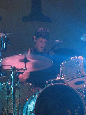 Adam Carson - Adam Carson performing in Columbus, Ohio, in 2009.