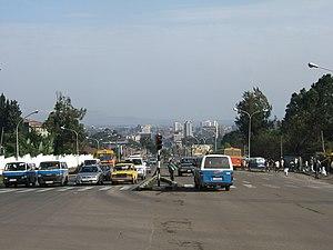 Addis Abeba, Ethiopia.