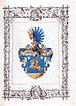 Adelsdiplom - Blaschka 1910 - Wappen.jpg