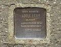 Adolf Levy-Stolperstein.jpg