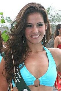 Adriana Reverón Spanish model