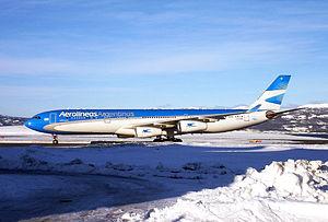 AnexoFlota del Grupo Aerolneas Argentinas  Wikipedia la