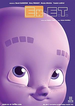 Description de l'image Affiche Ex-ET.jpg.