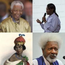Africanas negras Encuentre el