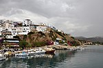 Agia Galini harbour in Crete, Greece 004.jpg