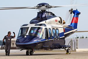 AgustaWestland AW139 - A corporate transport AW139
