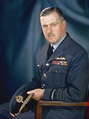 Trafford Leigh-Mallory - Sir Trafford Leigh-Mallory c.1944