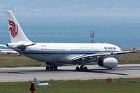 B-5925 - A332 - Air China