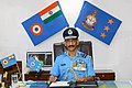 Air Marshal BR Krishna took over as the AOC-in-C Western air command.jpg