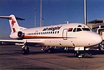 Air Niugini Fokker F28 Wheatley-3.jpg