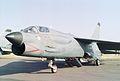 Air Tattoo International, RAF Boscombe Down - UK, June 13 1992 Aeronavale F-8.jpg