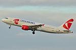 Airbus A320-200 CSA Czech AL (CSA) OK-GEA - MSN 1439 - Named Roznov Pod Radhostern - Now in FlyGeorgia fleet as 4L-FGC (9273103782).jpg