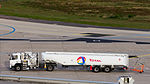 Airport tank truck of Total at Cologne Bonn Airport-0365.jpg