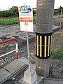 Aisai City Bus Hayaocho-Minamikawanami (3-22) Bus Stop 20131011.JPG