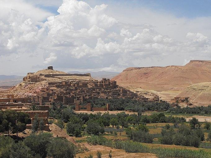 Ait Ben Hadou - Morocco - panoramio