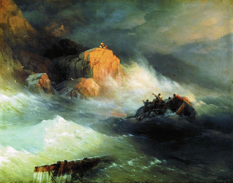 File:Aivazovsky - Crash.jpg