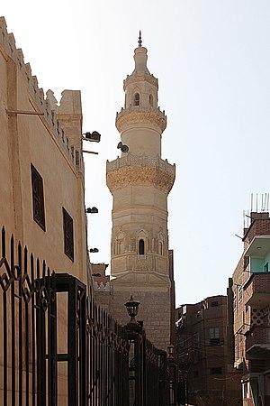 Akhmim - Prince Hasan Mosque