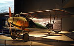 Albatross DVa at the Australian War Memorial July 2015.jpg