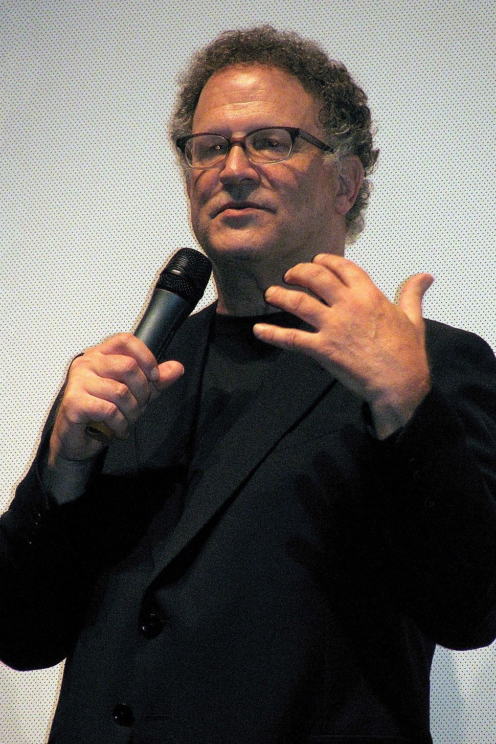 Albert Brooks at %27Drive%27 premiere TIFF 9.10.11