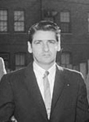 Albert DeSalvo - DeSalvo after escaping Bridgewater State Hospital and being caught in Lynn, Massachusetts, in 1967.