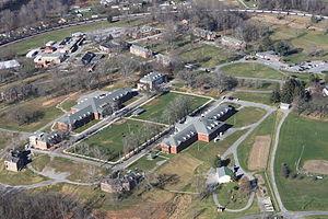 Federal Prison Camp, Alderson - FPC Alderson