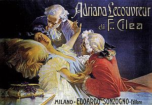 Adrienne Lecouvreur - Aleardo Villa – Adriana Lecouvreur