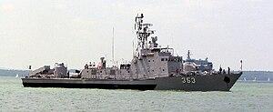 AK-176 - Algerian corvette El Kirch AK-176