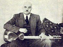 بزرگداشت کلنل علی نقی وزیری در بابل
